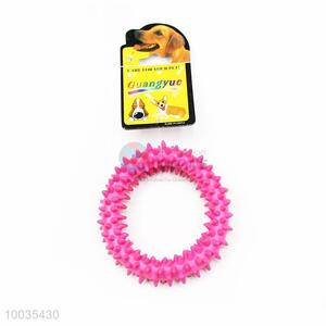 Wholesale Rose Red Round Pet Toys
