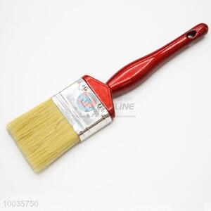 Wholesale 2 Inch Wood Red Handle Paint Brush Wall Paint Brush