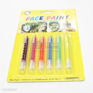 6pcs Face Paints Set