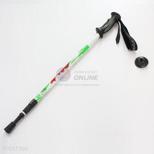 Aluminum scalable walking stick/cane