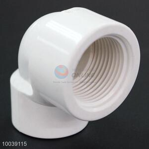 Utility Reducing Elbow ¾*½ Inch White PVC Pipe Fittings