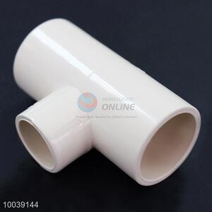 Popular Reducing Tee Joint ¾*½ Inch White PVC Pipe Fittings