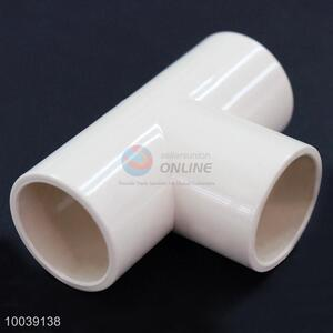 High Quality Tee Joint ½ Inch White PVC Pipe Fittings