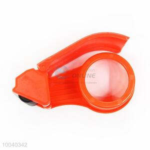 Popular Orange Plastic Tape Dispenser