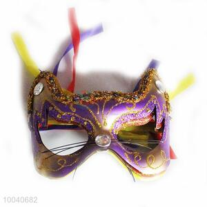 2016 Funny Masquerade Party Cat Mask for Wholesale