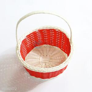 11.5*5.8cm small size flower storage basket with handle