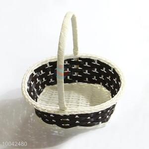 10*8.5*4.5cm small size food/flower basket with handle