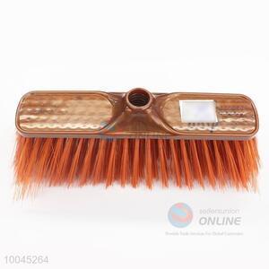Brown Plastic Broom Head