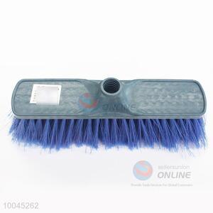Blue Plastic Broom Head