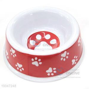 2016 Wholesale melamine pet bowl/for sale