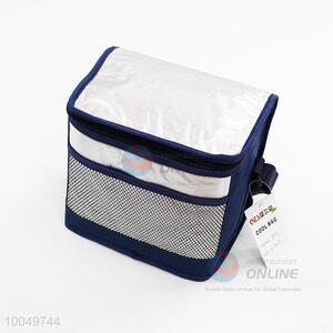 Medium portable insulation waterproof cooler bag luch box ice bag thermal handbag