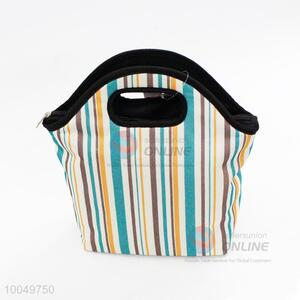 Insulated tote ice bag lunch bag lunch package medium handbag cooler bag
