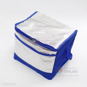 Medium outdoor picnic lunch bag aluminium coating PVC bag handbag men women cooler bag