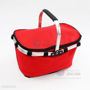 Large thermal portable waterproof cooler bag luch box handbag