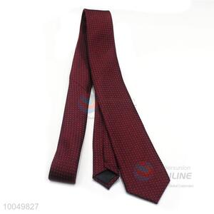 High quality polyester men's fashion silk ties/necktie
