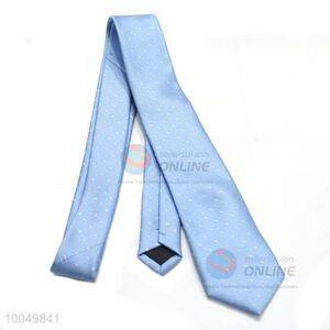 High-end light color polyester printing silk men ties