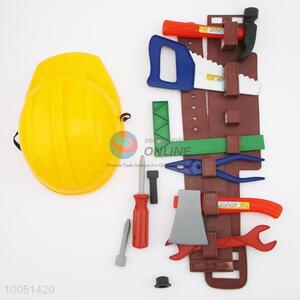 Top Quality Colourful Worker Tools Set, Plastic  Game Toys for Children
