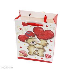 26*32*10cm Wholesale Bear Paper Bag/Packaging Bag