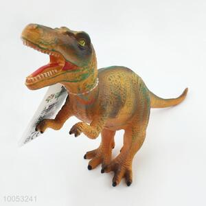 13cun soft rubber material tyrannosaurus model animal toys for collection