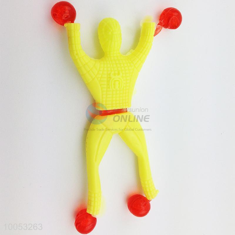 Wholesale Stretch Rubber Toys Sticky People Toys - Sellersunion Online