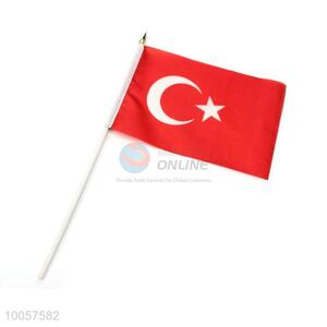 90*140cm Wholesale Turkey National Flag/Country Flag without Flagstick