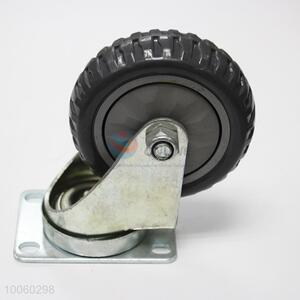 Hot sale 5cm black iron caster wheel