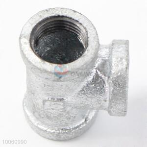 Professional Manufacture Hot Galvanized Pipe Equal Tee