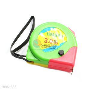 Wholesale professional plastic&iron tape measure