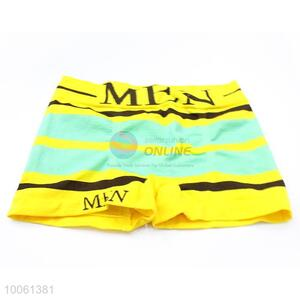 High Quality Polyester Men's Boxer Briefs