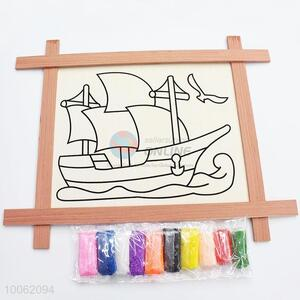 Funny harmless drawing painting board for kids