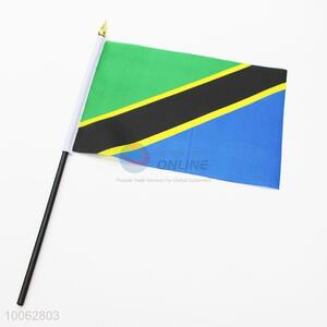 Dacron Flag of Tanzania National Flags Printing Flag