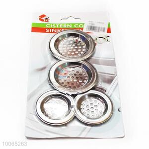 4PCS Stainless Steel Sink Strainer