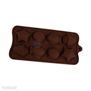 Starfish Shaped Silicone Chocolate Mold