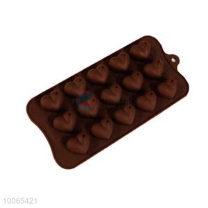 High Quality Heart Shaped Silicone Chocolate Mold