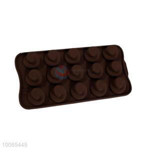 Round Shaped Silicone Chocolate Mold