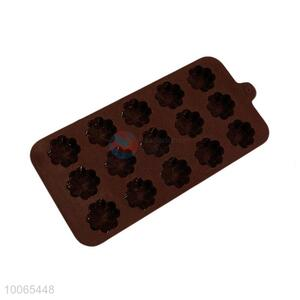 Wholesale Flower Shaped Silicone Chocolate Mold