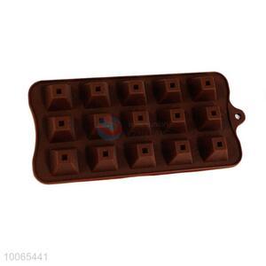 Small Diamonds Silicone Chocolate Mold