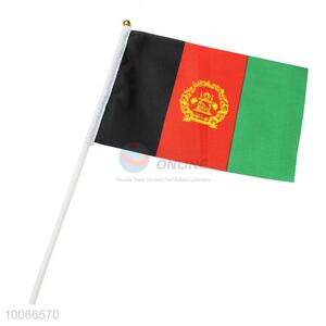 Factory Direct Afghanistan flag national Flag Colored Flags without Flagstick
