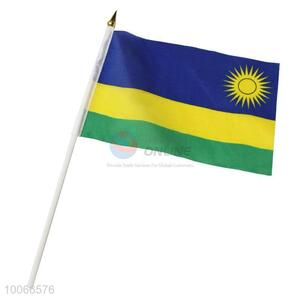 Wholesale Flag of Rwanda Signal Flag without Flagstick