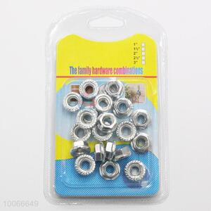 Hot Sale 6mm Household Utility Nuts, 20 Pieces/Set