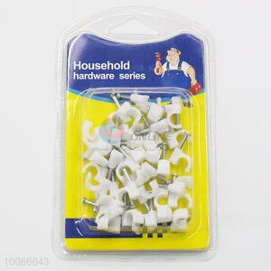 Hot Sale Household Cable Clip/Ply-Yarn Drill, 40 Pieces/Set