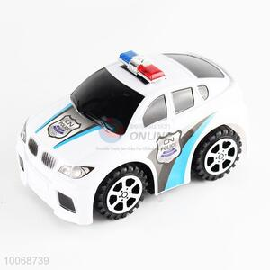 Super Quality Plastic Inertia Police Car Toys for Kids
