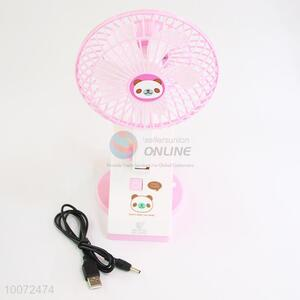 Fahsion Cool Cartoon Portable Fan/Small USB Fan