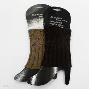 China Factory Winter Warm Leg Warmers
