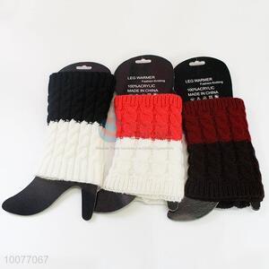 New Arrival Knitting Leg Warmers