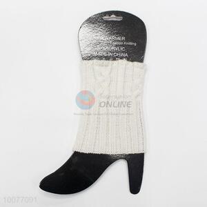 Popular Knitting Leg Warmers for Keeping Warm