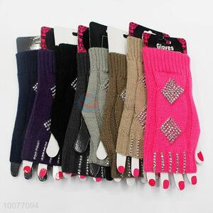 High Quality Winter Warm Gloves for Girls as Gifts