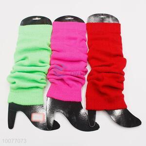 Cheap Knitted Leg Warmer for Winter
