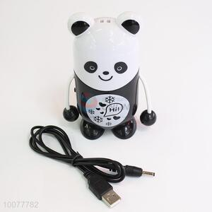 Lowest Price Panda Cartoon Portable Fan/Small USB Fan