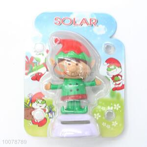 Green Little Man Car Decoration Products